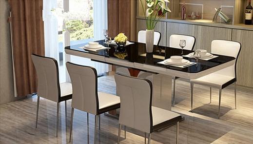 Une façon simple et facile de décorer la table du salon