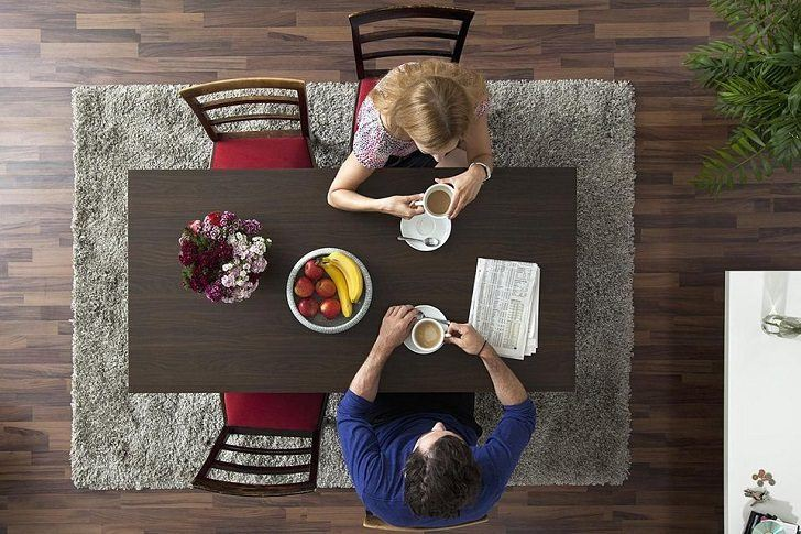 Tables de cuisine et salle à manger