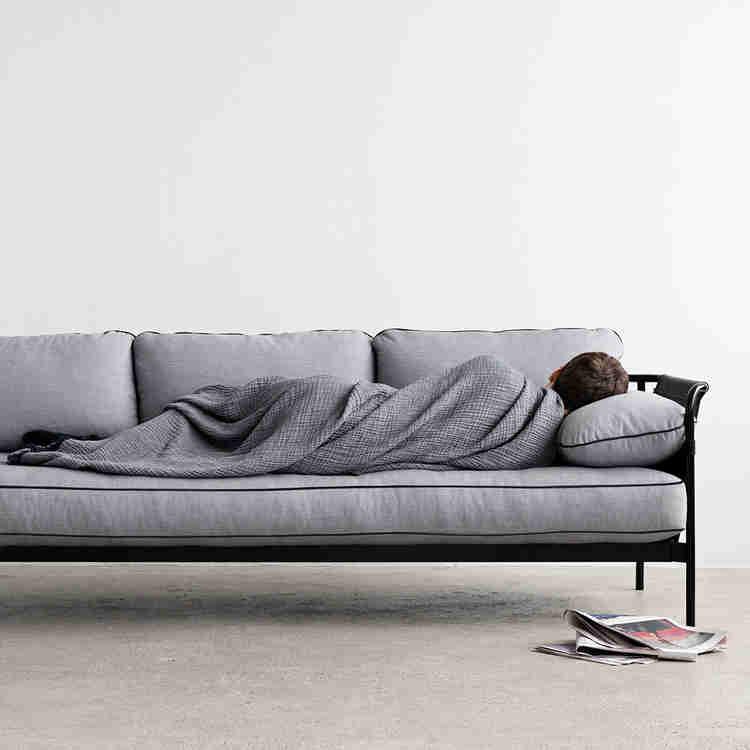 5 tissus pour un canapé showstopper