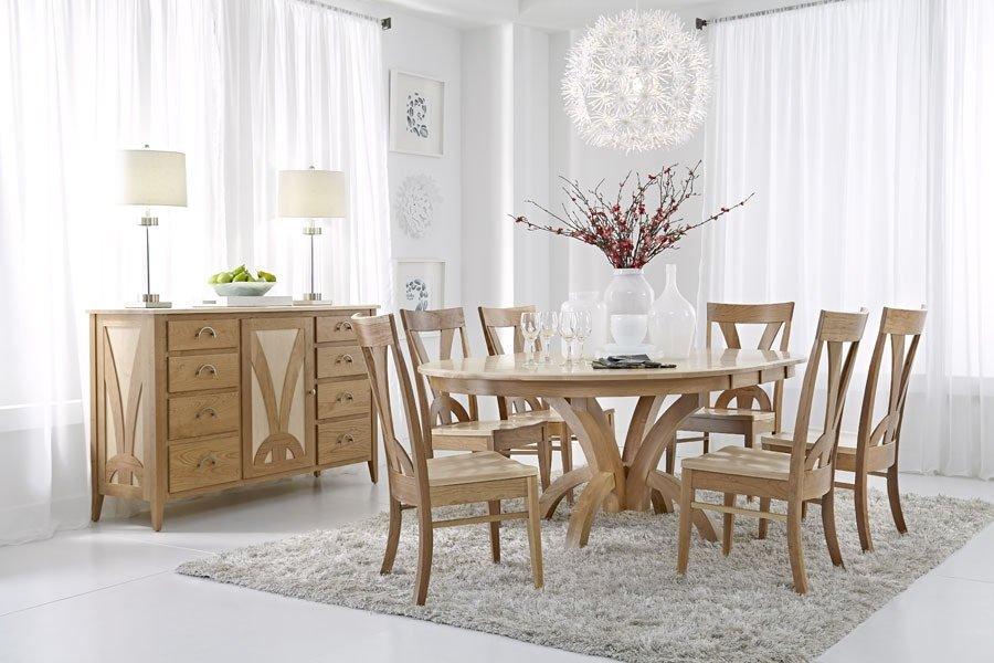 Types populaires de tables de salle à manger Types de salle à manger