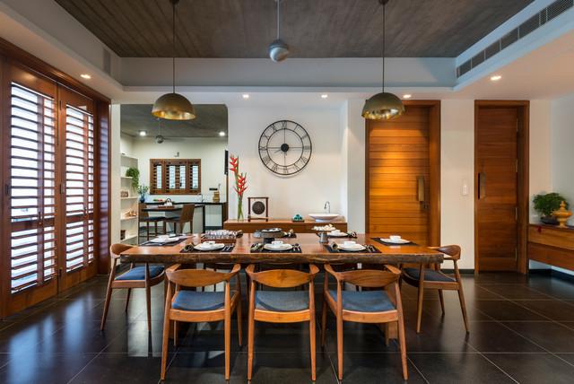 Tables à manger: Quelle forme convient le mieux à votre maison? Quelle forme convient le mieux à votre maison?