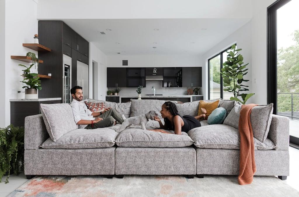 Les 27 canapés les plus confortables et les plus dignes d'un salon pour acheter en ligne des canapés dignes d'être magasinés en