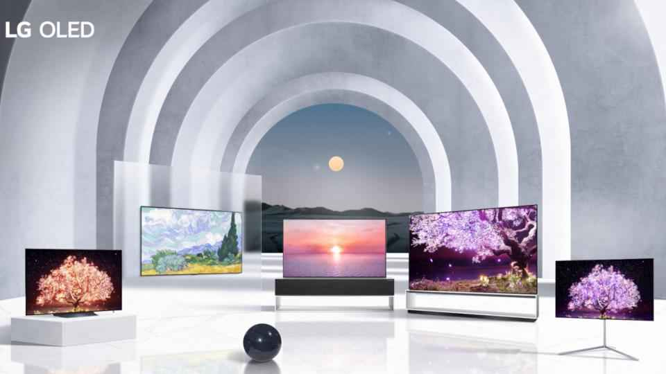 Le LG A1 est le nouveau téléviseur OLED économique de l'entreprise
