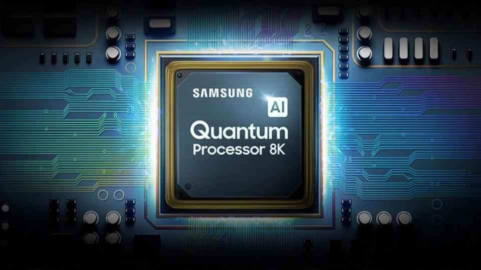 Le superbe produit phare Q950TS 8K QLED est le fer de lance de la gamme de téléviseurs 2020 de Samsung