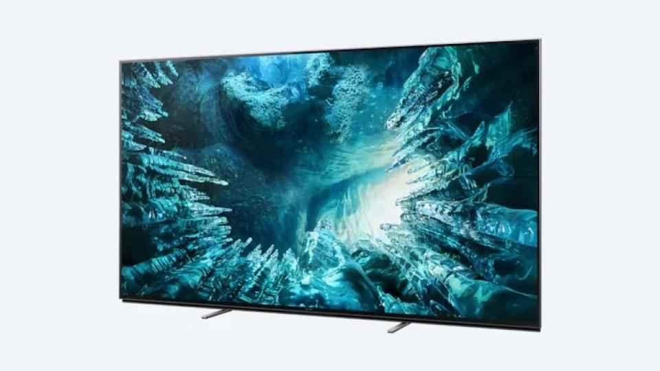 Les nouveaux téléviseurs 4K et 8K de Sony sont prêts pour le showtime du CES