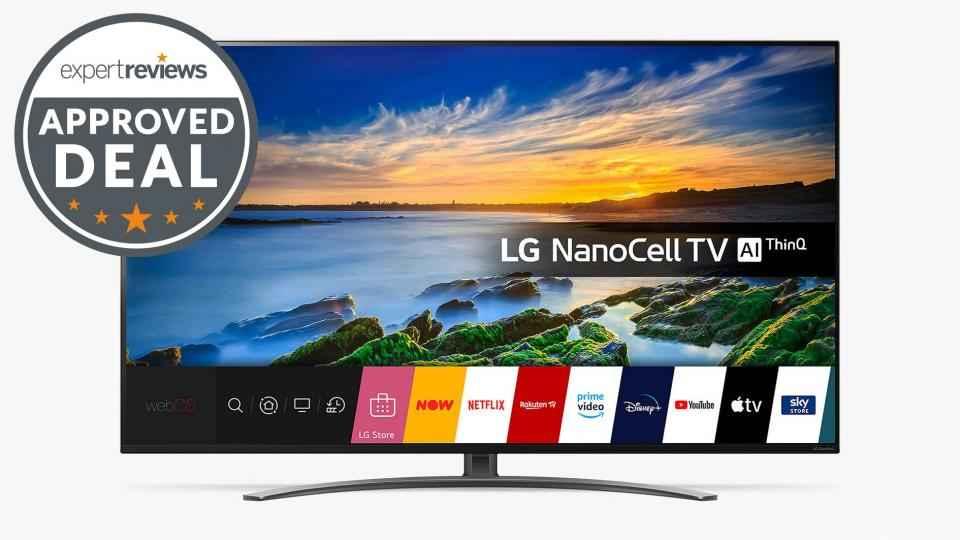 Offre Black Friday : ce téléviseur LG NANO86 est parfait pour les jeux PS5 ou Xbox Series X