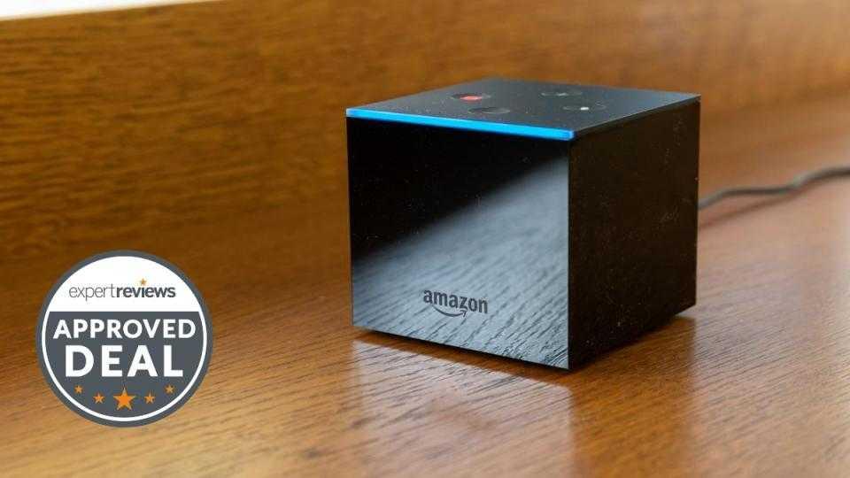 Obtenez le cube Amazon Fire TV de 110 £ pour seulement 70 £ dans la vente du Black Friday