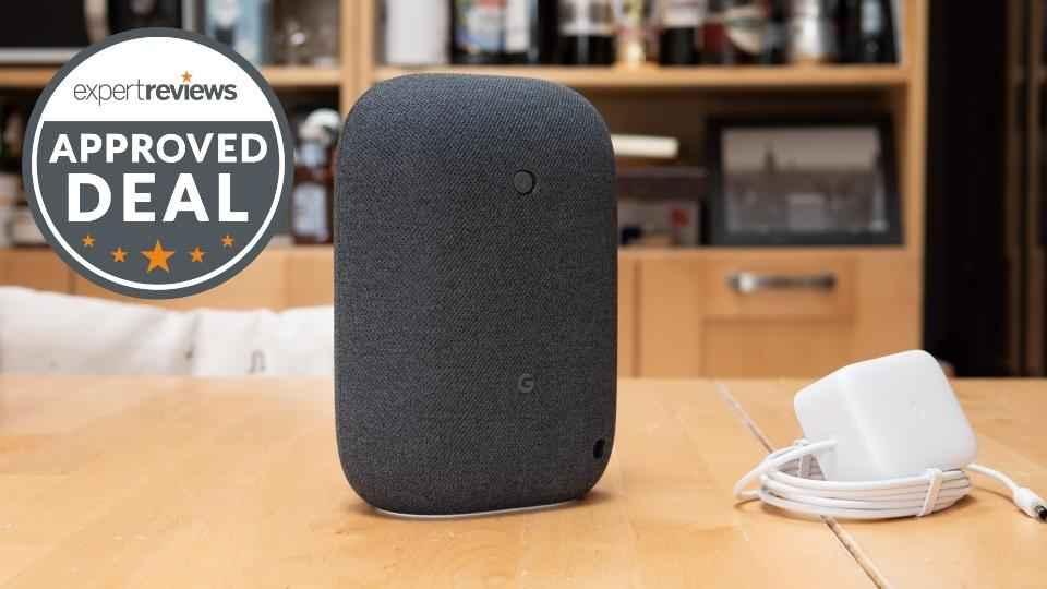 Offres Google Nest: obtenez deux enceintes intelligentes Nest Audio et économisez 55£