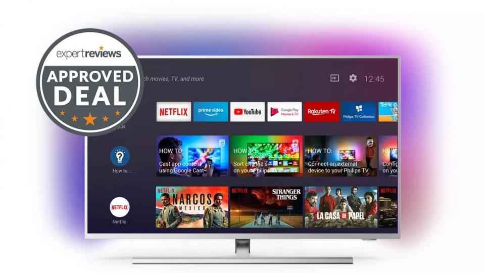 Offres de téléviseurs Philips: les téléviseurs 4K de la série 8500 sont désormais moins chers que JAMAIS ce Black Friday