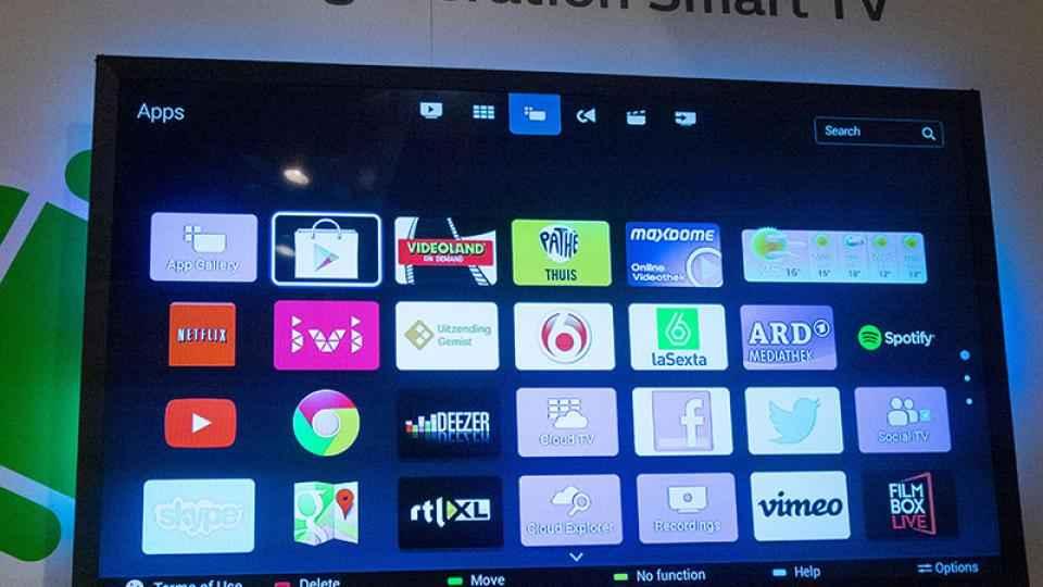 Philips alimentés par des téléviseurs Android seront les premiers téléviseurs intelligents à inclure Spotify Connect