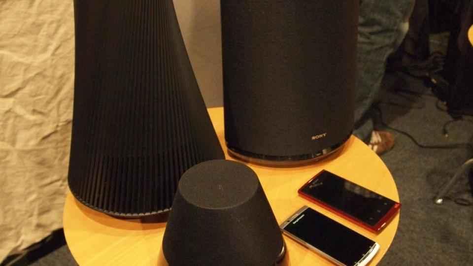 Pratique: haut-parleur sans fil Sony NS-510